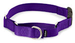 PQC Nylon Fabric Martingale Collar