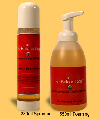 Furbulous Dog Shampoo