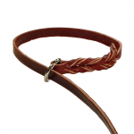 08 - Latigo Leather Slip Leads